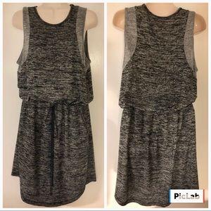 Ann Taylor LOFT tie waist t-shirt dress- Sz medium